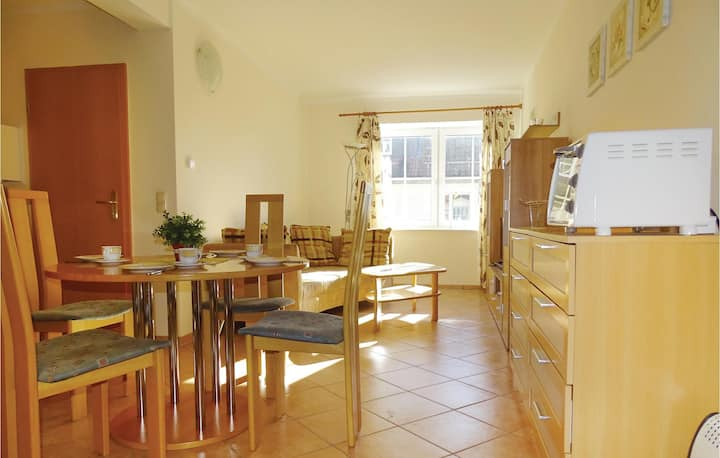 Holiday apartment with 1 bedroom on 42m² in Insel Poel/Gollwitz