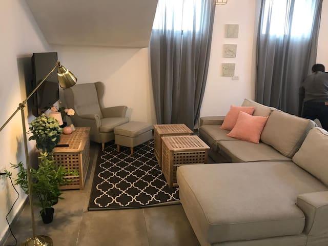 Gilboa` Mountain View suite
