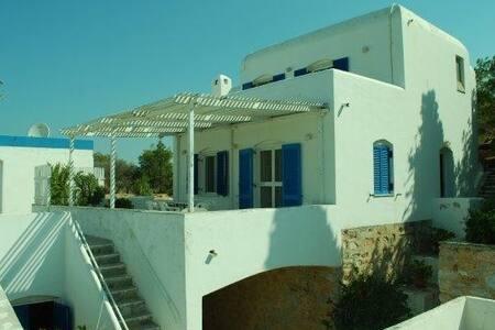 Greek Island Villa Syros, Greece - Poseidonia - 一軒家