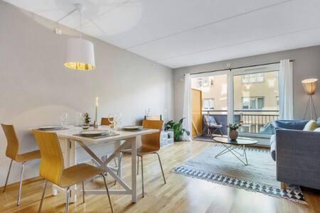 Nice and central apartment in Oslo - Oslo - Huoneisto