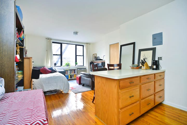 Studio in Best Possible Location! - New York - Apartment