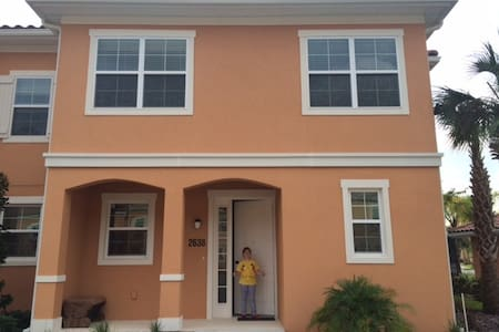 Regal Oaks Resort at Old Town Kissimmee - Kissimmee - Townhouse