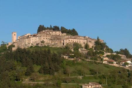 Castello di Fumone - Fumone - 城堡