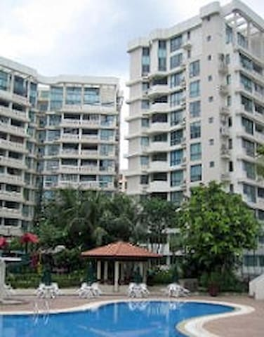3 bedrooms apartment for family - Singapore - Condominio