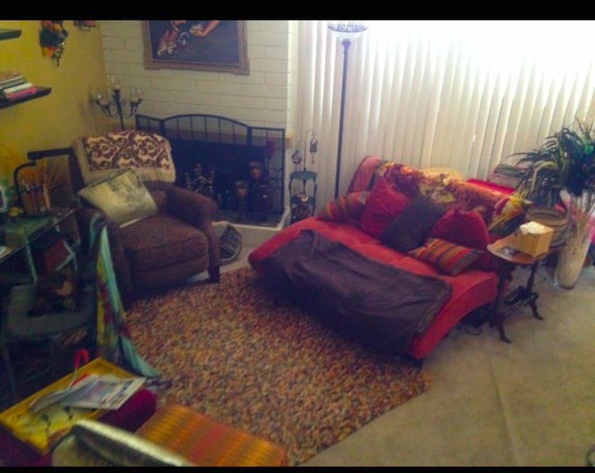 This is the Living Room.