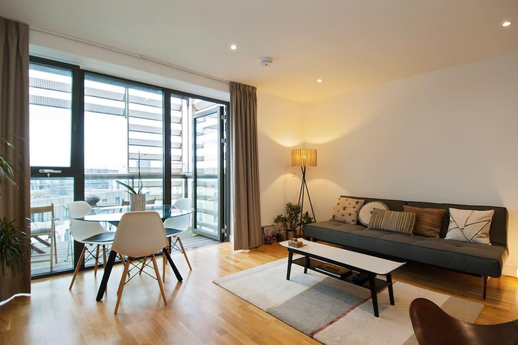Boutique moderno apartamento en el este de londres departamentos en alquiler en londres u k - Alquilar apartamento en londres ...