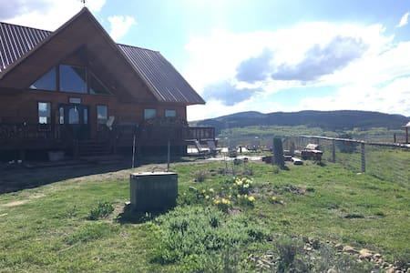 4 Seasons Lodge-ATV's,fishing,hiking family fun.