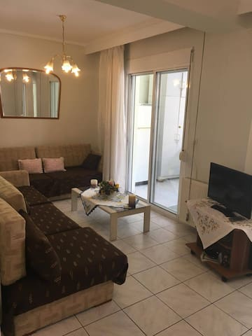 Fresh and cozy apartment near the city center