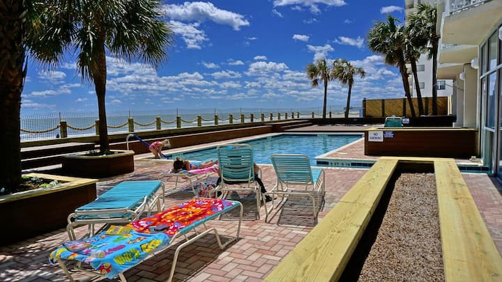 Oceanfront Condo 1BR,2Ba-UNIT 1410,JUST REMODELED!
