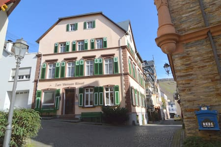 Centraal gelegen tussen Eifel & Hunsrück, nabij historische stad Trier met Wifi