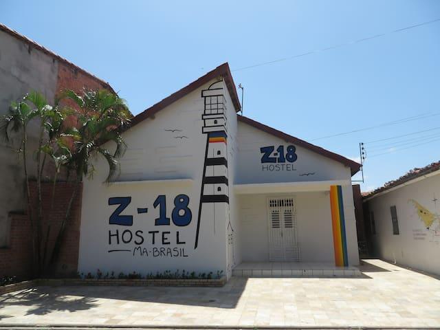 Z-18 Hostel Lençóis Maranhenses