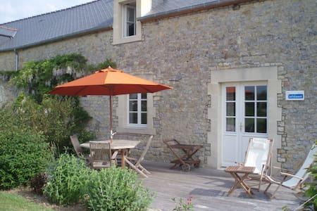 L'Etable: gîte de charme proche de Bayeux - Crouay - Casa