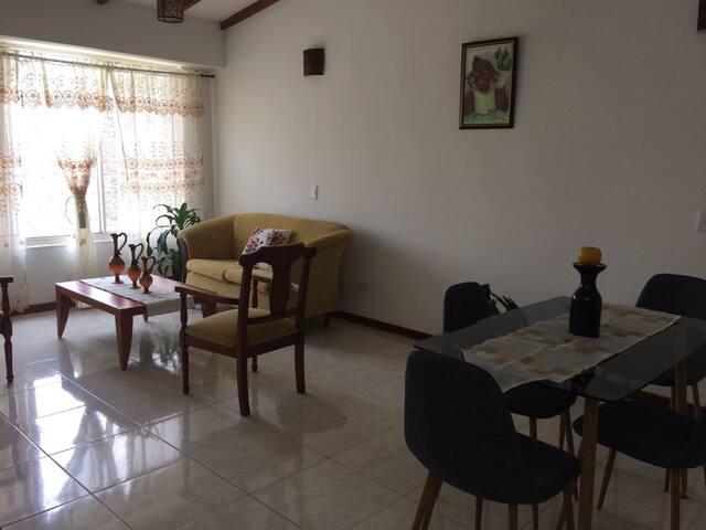 apartamento campestre con vista a los farallones