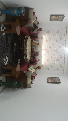 Appartement  meuble propre et calme - Fez - Apartamento
