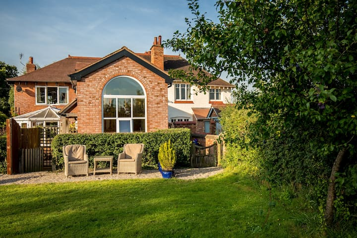 The Rookery Apartment, Nr Nantwich (Haughton) - Haughton - Daire