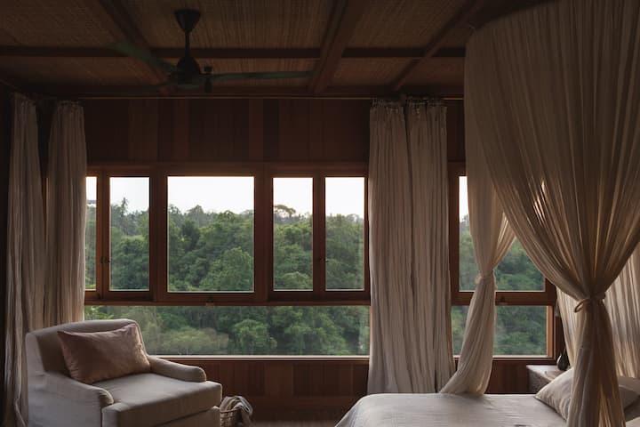Rumah Purnama - Enchanting 3 bedroom villa in Ubud