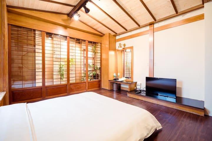 文創新館和室雙人房R603
