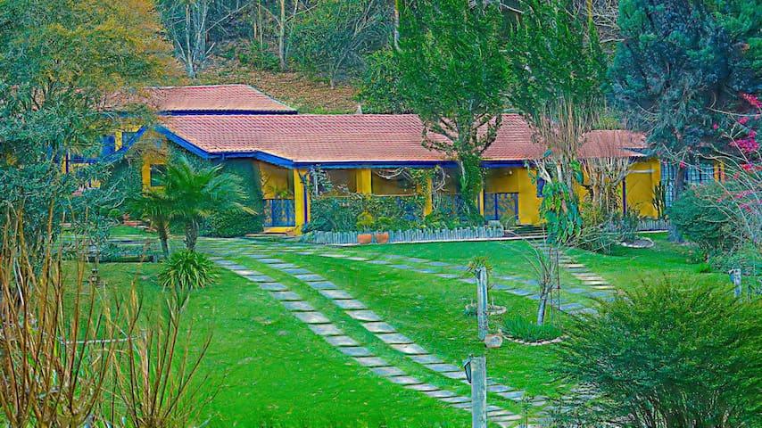 Casa da Fazenda - Suíte Capim Santo - Santo Antônio do Pinhal - Bed & Breakfast