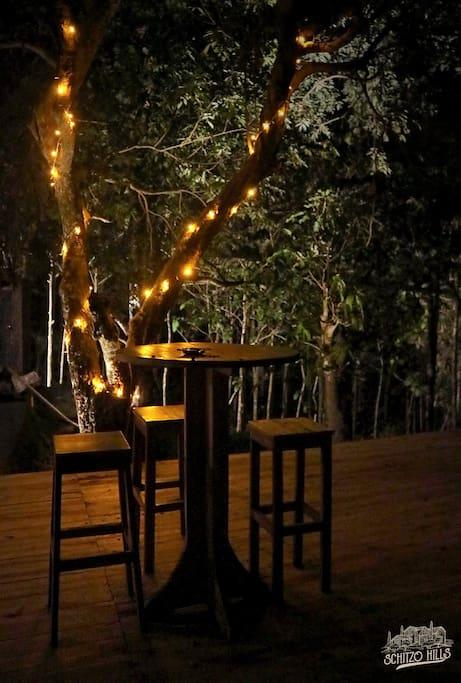 The Deck @ Night