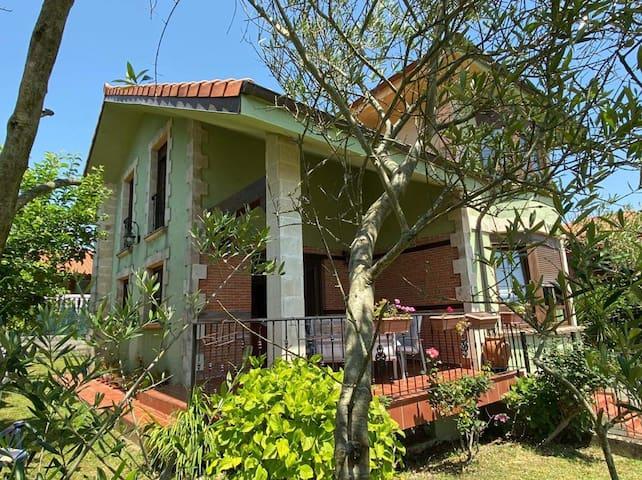 Una casa con vistas en Güemes