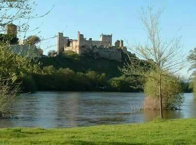 Casa de río cerca de Madrid y Toledo en Escalona