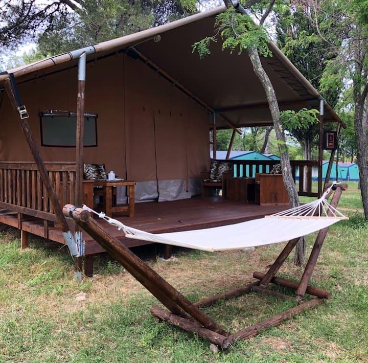 Safari Home - Two-Bedroom Glamping Home - Tiwi