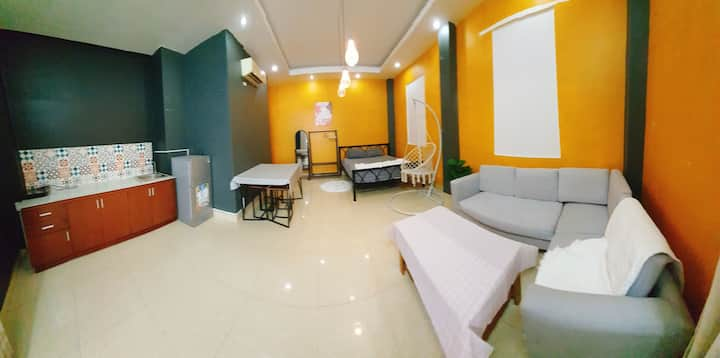 The Nice studio (45m2) in Thao Dien center