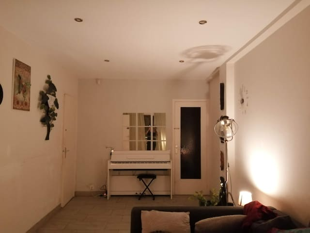 Room near Sagrada Familia