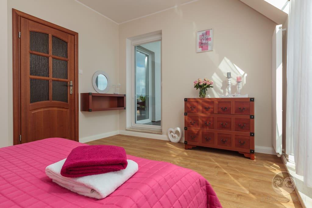 sypialnia I/ bedroom I
