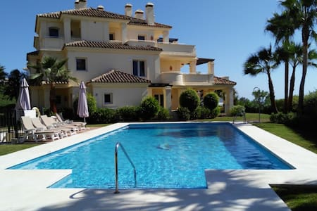 Luxurious Apt on Costa del Sol (Casares Playa) - Casares - Apartment