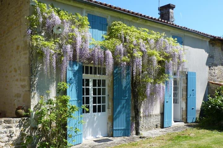 Charmante maison au cœur de la campagne