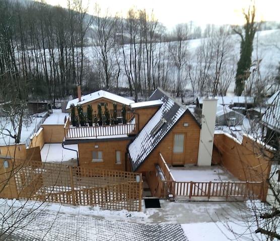Angel Country Apartments ap.2 - Česká Ves