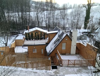 Angel Country Apartments ap.2 - Česká Ves - Chalupa
