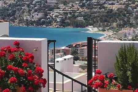 Stunning penthouse overlooking La Herradura bay