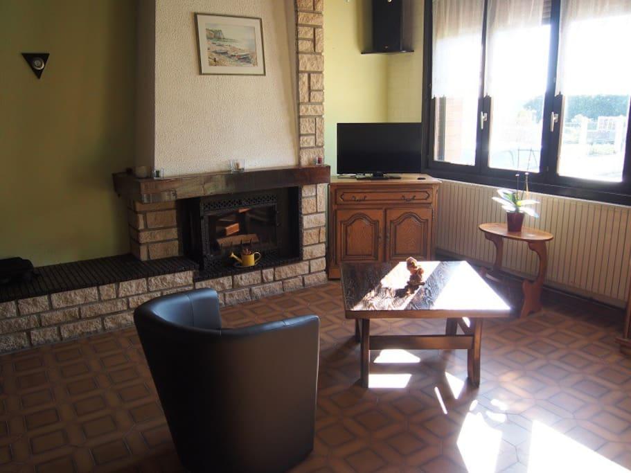 Maison individuelle sangatte huizen te huur in sangatte nord pas de calais frankrijk - Foto keuken amenagee ...