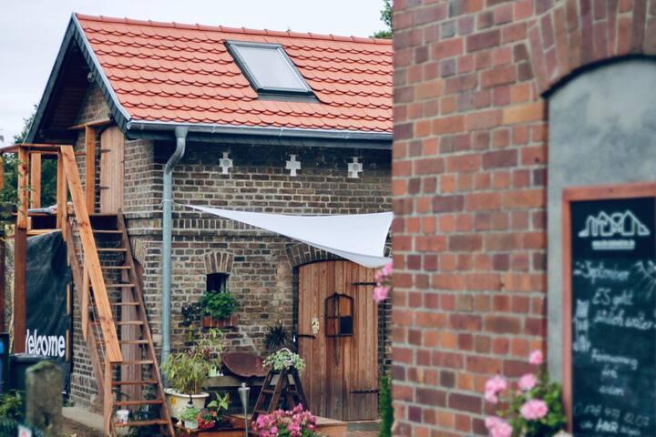 Tiny House, Pilgerhaus in Rehfelde, Berlin citynah
