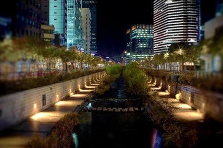 2인실_창원의 아늑한 아파트객실 - Masanhoewon-gu - Apartment