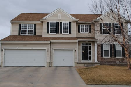 Private large basement - Omaha
