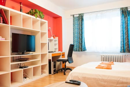 Cosy flat, 15min to centre, 2 rooms - Apartment