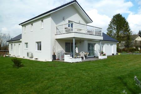 maison dans campagne béarnaise - Serres-Morlaàs - House