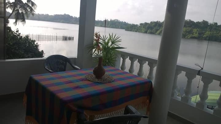 House of Water Lily - Bentota Lake