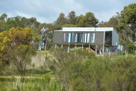 Eco-friendly mod on goldfield track - House