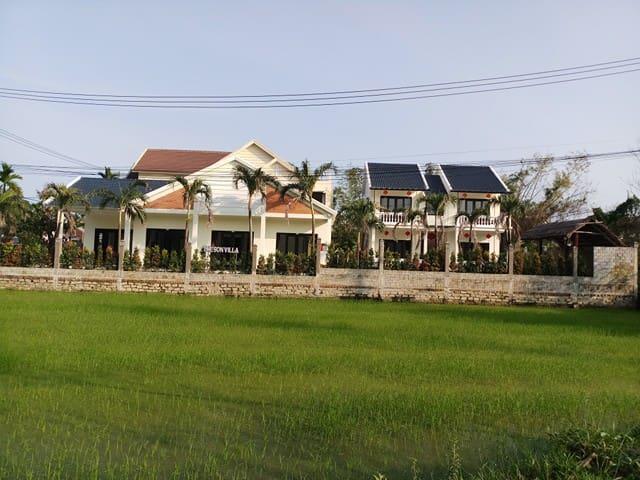 The Son Villa Hoi An Rice field
