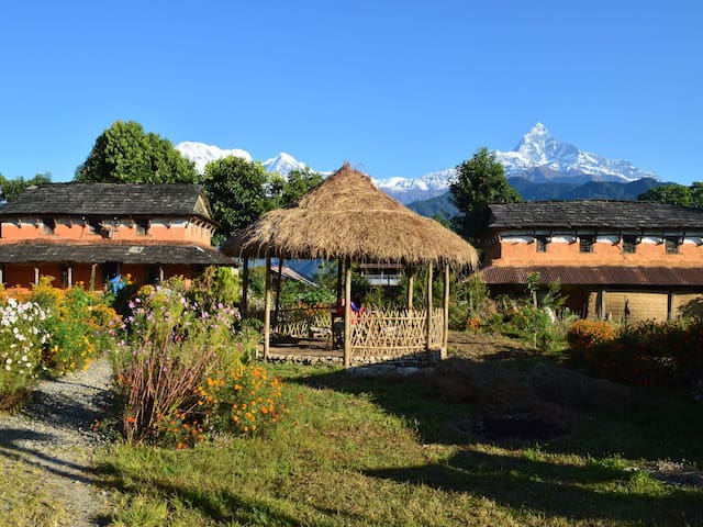 Mystique Highland Resort - Pokhara - Haus