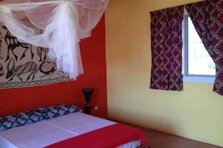 Double Rooms in Begue Pokai - Toubab Dialao - Bed & Breakfast