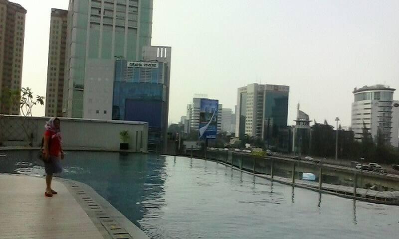 CityView in CBD Jakarta - Senayan