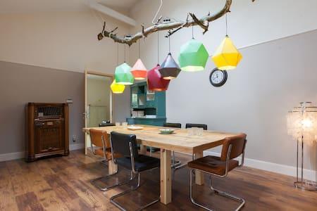 B&B Het Colmerhof: de gele kamer - Deventer - Bed & Breakfast