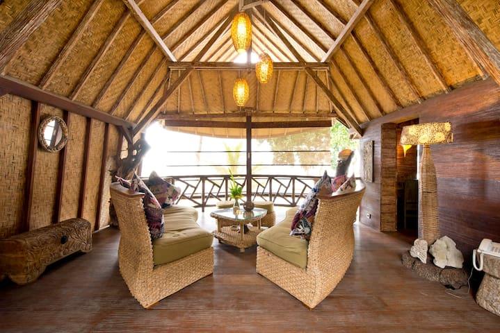 2BR Villa with Panoramic Ocean View - Pekutatan - Villa