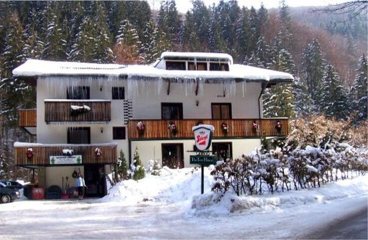 The Treehouse - Private room - Grünau im Almtal