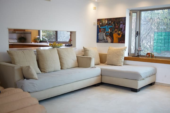 Private Luxury Retreat for Large Groups - Ra'anana - Huis